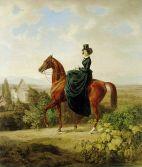 Gräfin Caroline von Waldbott-Bassenheim.