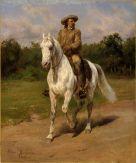 Le Colonel William F. Cody.