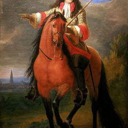 Louis XIV avant Strasbourg.