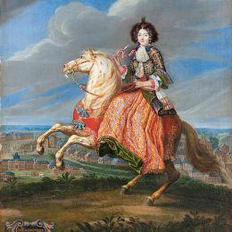 Madame La Comtesse de Saint Géran.