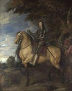 Portrait équestre de Charles I.