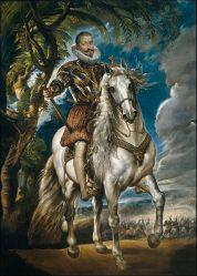 Retrato ecuestre del duque de Lerma.