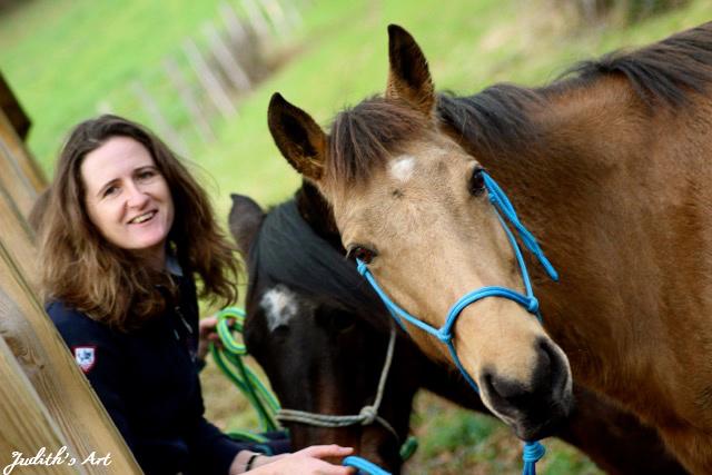 Bien alimenter son cheval : quand l'émotion, l'empathie et l'écoute prennent tout leur sens… | SabrinaPeyrille