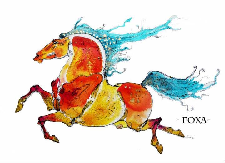 L'univers envoûtant de Foxa – SaraViguié
