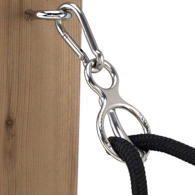Tie Ringer, 43 euros (acier).